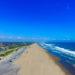 九十九里浜観光 (海水浴) とドライブルートにアクセス!100%リゾート気分の美しい海と芸能人